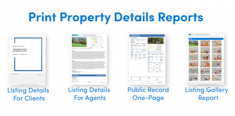Remine Print Property Details
