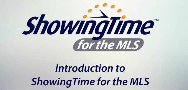 Introduction To ShowingTime